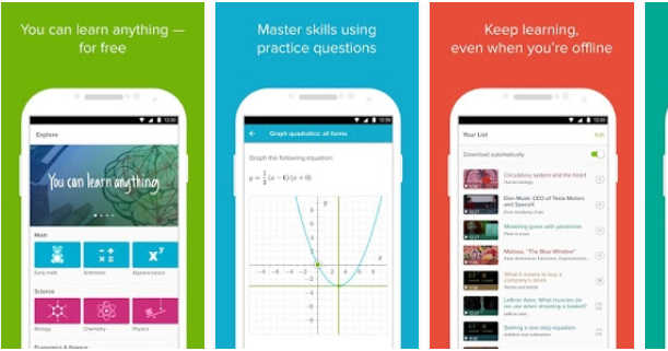 KhanAcademy for cbse student
