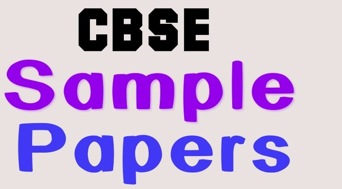 class 12 sample papers