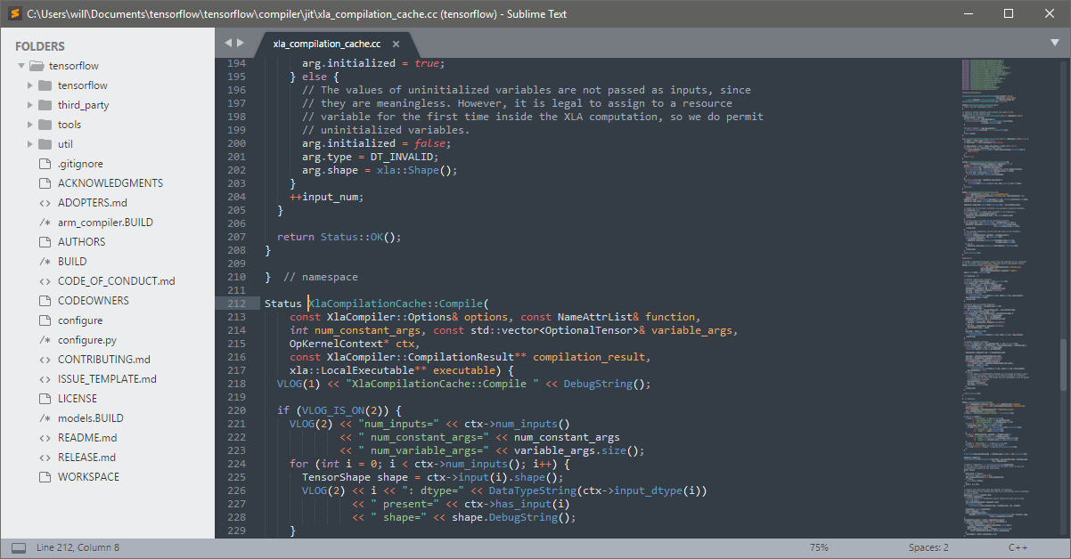 sublime Text python IDE for windows
