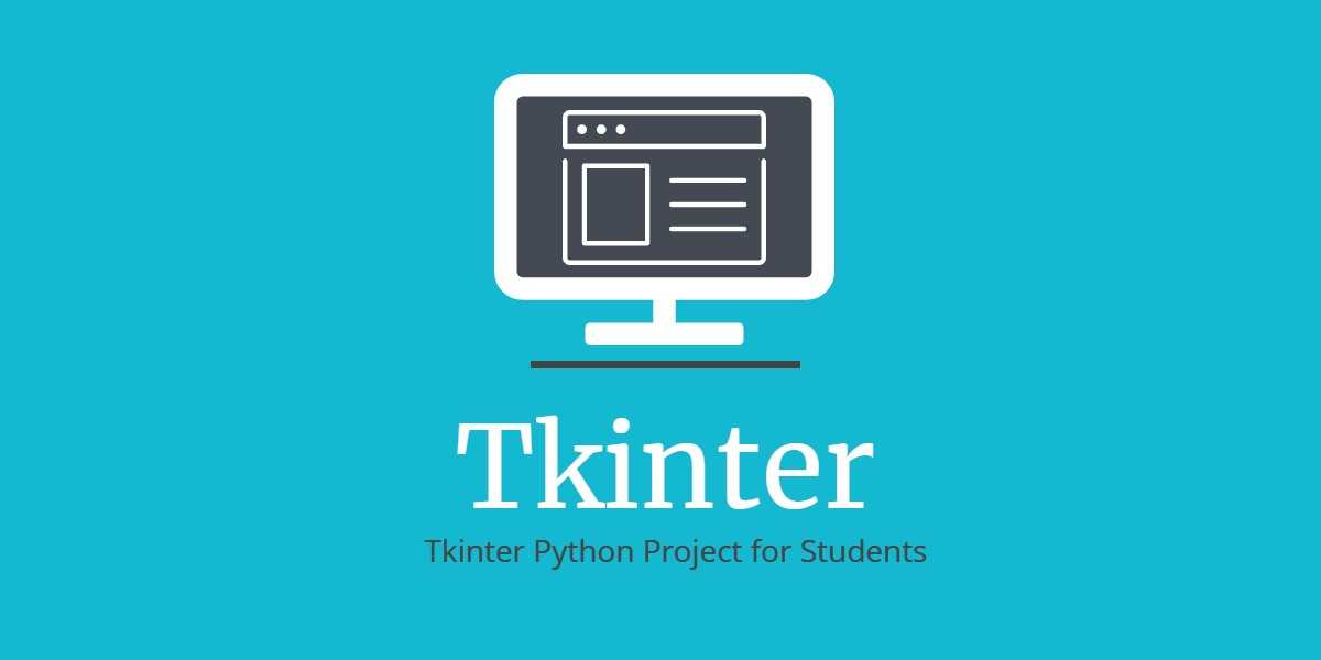 Tkinter Project for students